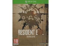 Resident evil 7 biohazard steelbook edition