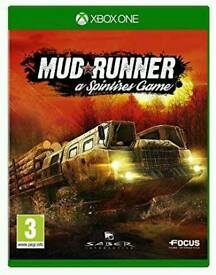 Xbox one offroad game