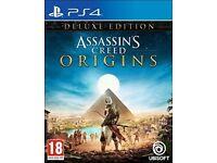Assasins Creed Origins Deluxe Edition