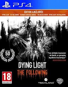 Dying Light The Following Enhanced Edition - PS4