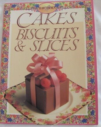 Hawthorn CAKES BISCUITS & SLICES SC 1992