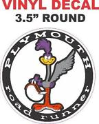 Roadrunner Decal