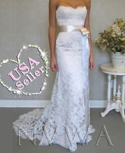 NVWA-NW11-White-Ivory-Lace-Bridesmaid-Bridal-Gown-Wedding-Dress-2-4-6-8-10-12
