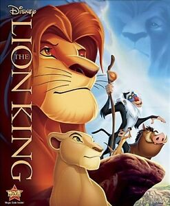 Lion King (blu-ray)