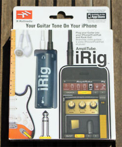 iRig Interface for iPhone/Ipad/iPod Touch