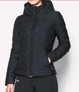ColdGear Women's Under Armour Reactor Hooded Jacket (sz XL)