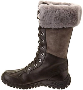 UGG ADIRONDACK TALL Women's Boots Black