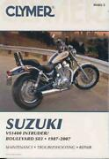 Suzuki VS1400 Manual