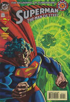 Superman: Man Of Steel Comics, Selling Individually or as a Lot
