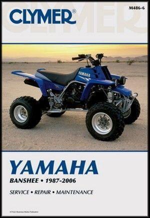 yamaha banshee 350 atv ebay. Black Bedroom Furniture Sets. Home Design Ideas
