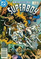 New Adventures of Superboy Comics, Individually or as a Lot