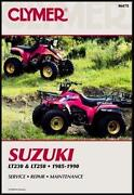 Suzuki 230 Quadsport