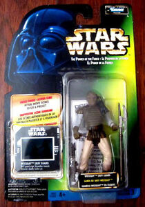 Jabba's Palace Figures (4) - Star Wars