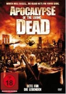 Dvd - Apocalypse of the Living Dead (2011) - Fsk.18 - Neu+Ovp