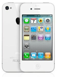 LIKE NEW WHITE IPHONE 4S 16GB LTE HD - Rogers/Chatr