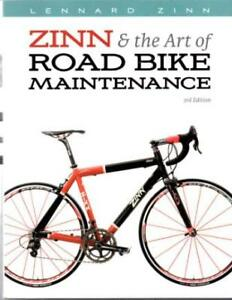 Lennard Zinn Bike Maintenance