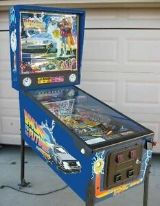 Wanted : back to the future pinball machine Ballarat Central Ballarat City Preview