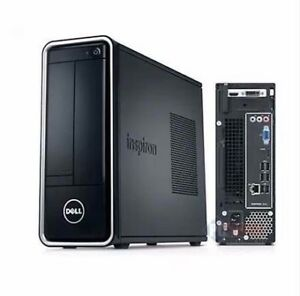 Ordinateur Dell Inspiron 3647 Intel i3 Disque Dur 1TB