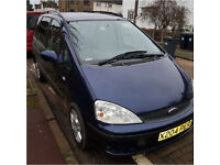 FORD GALAXY 2.3 FAMILY CAR 7 SEATER LOW MILEAGE CLEAN QUICK SALE