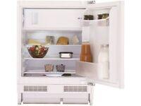 Fridge with built in freezer