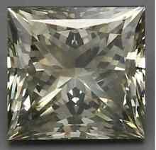 3.05 Carat Fancy Princess Cut HUGE Diamond Engagement Wedding GIA Parramatta Parramatta Area Preview