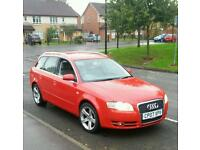 2007 audi a4 tdi 170 bhp estate