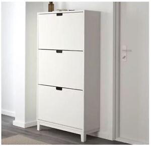 IKEA STÄLL Shoe Cabinet