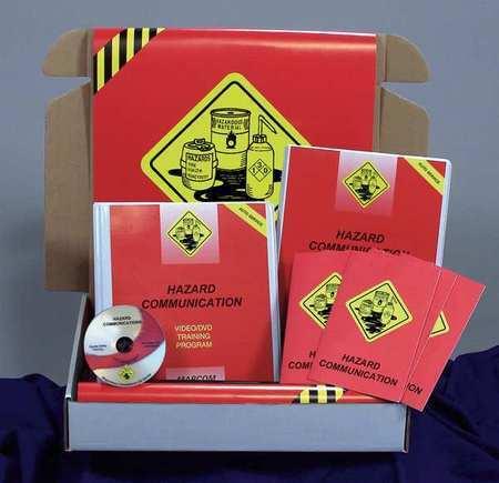 MARCOM K0001679SO Training DVD,Hazard Communication