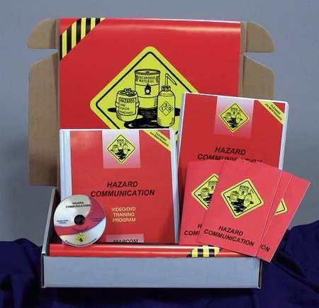 MARCOM K0001689SO Training DVD,Hazard Communication
