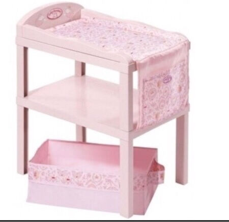 Bnib Baby Annabell Changing Table In Leicester
