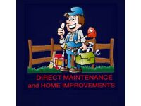 Direct Maintenance & Home Improvements