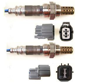 2002 2003 2004 honda crv 2 4l oxygen sensor o2 pair front for Honda sensing crv