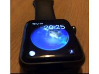 Apple watch 42mm sport excellent condition sell or swap