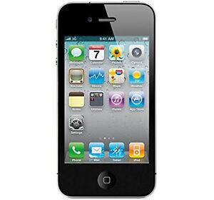 Apple Iphone 4s 16gb Locked with Bell/Virgin