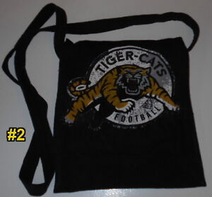 Hamilton Tiger-Cats Satchel - Messenger Bag