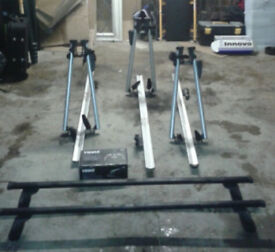 Thule roof bikes racks and roof bars