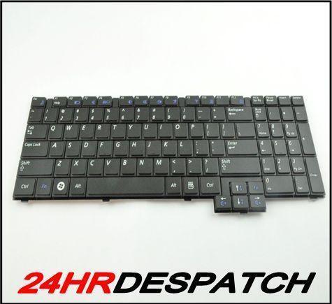 New Samsung R530 R528 UK Laptop Notebook Keyboard Black