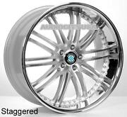 22 Staggered Rims