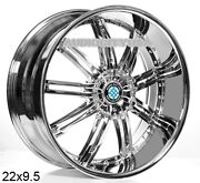 BMW 745 Rims and Tires