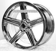 24 Chrome Rims and Tires