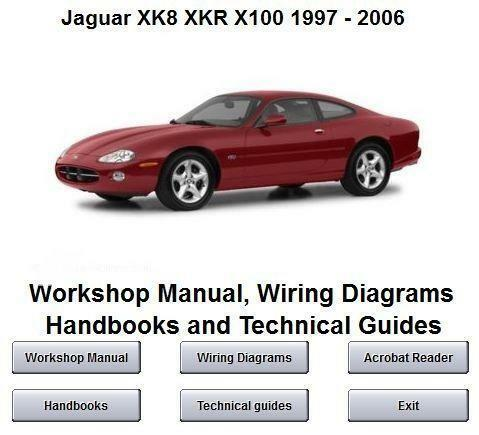 jaguar xk manual