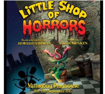 LITTLE SHOP OF HORRORS TICKETS Picton Wollondilly Area Preview