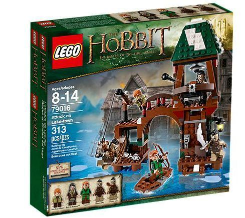 New Lego Hobbit and Lord of the Rings sets - factory sealed