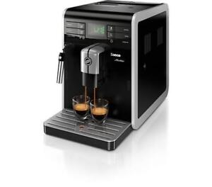 Automatic Espresso Coffee Maker Machine Saeco Moltio FOCUS HD8767/47 - REFURB - BESTCOST.CA