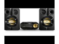 Hi-Fi System Philips fx10/230w rms