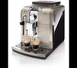 Philips Saeco Syntia Super-automatic espresso machine