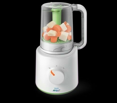 Philips Avent Baby Food Steamer And Blender In Chelsea