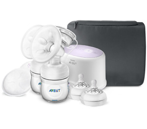 Avent Double Electric Breast Pump - SAVE $200!