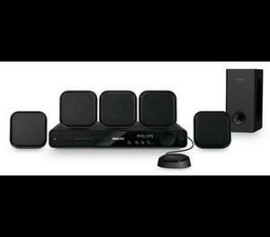 PHILIPS 5.1 HOME THEATER SYSTEM *** NO TAX ***