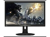Nvidia 27 inch G Sync 1080p Full HD 144Hz Gaming Widescreen LED SlimBezel Monitor Philips 272G5DYEB